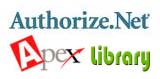 Authorize.Net Apex Library